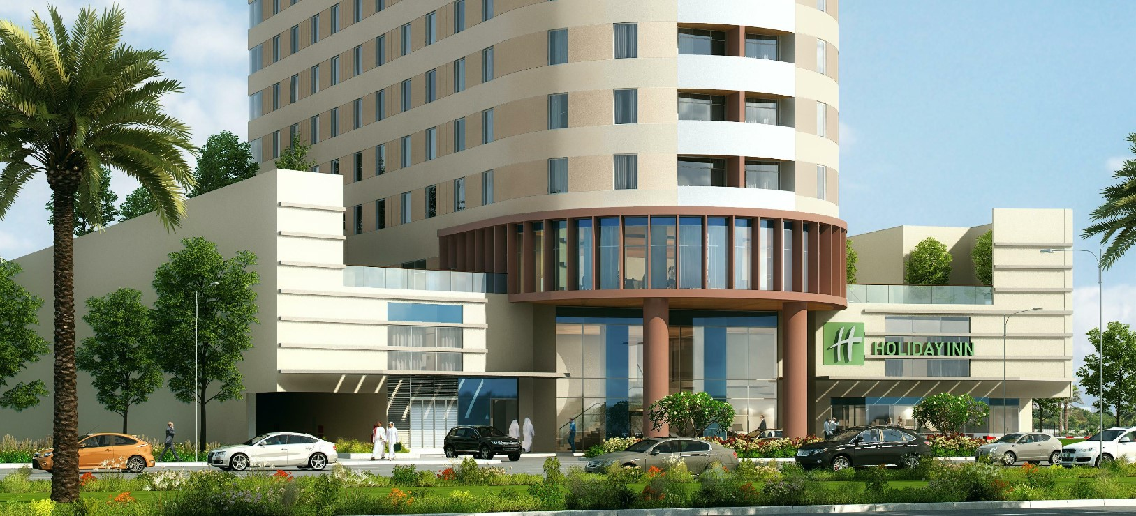 HOLIDAY INN HOTEL & SUITES AT DUBAI SCIENCE PARK